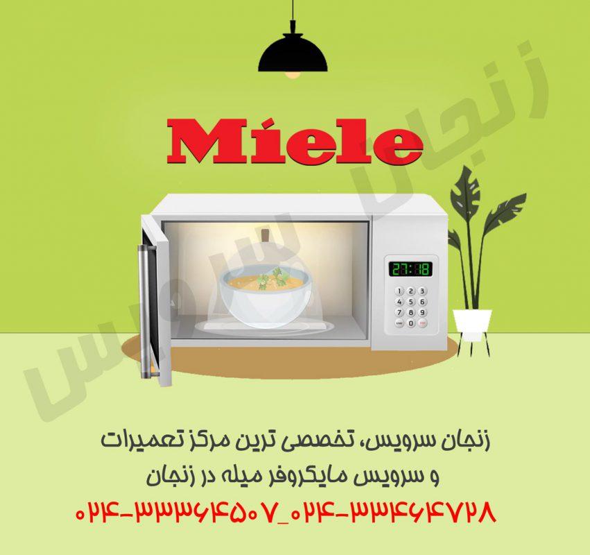 تعمیرات مایکروفر میله در زنجان